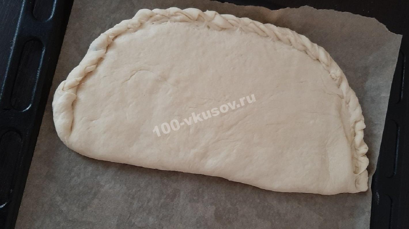 Формируем пирог