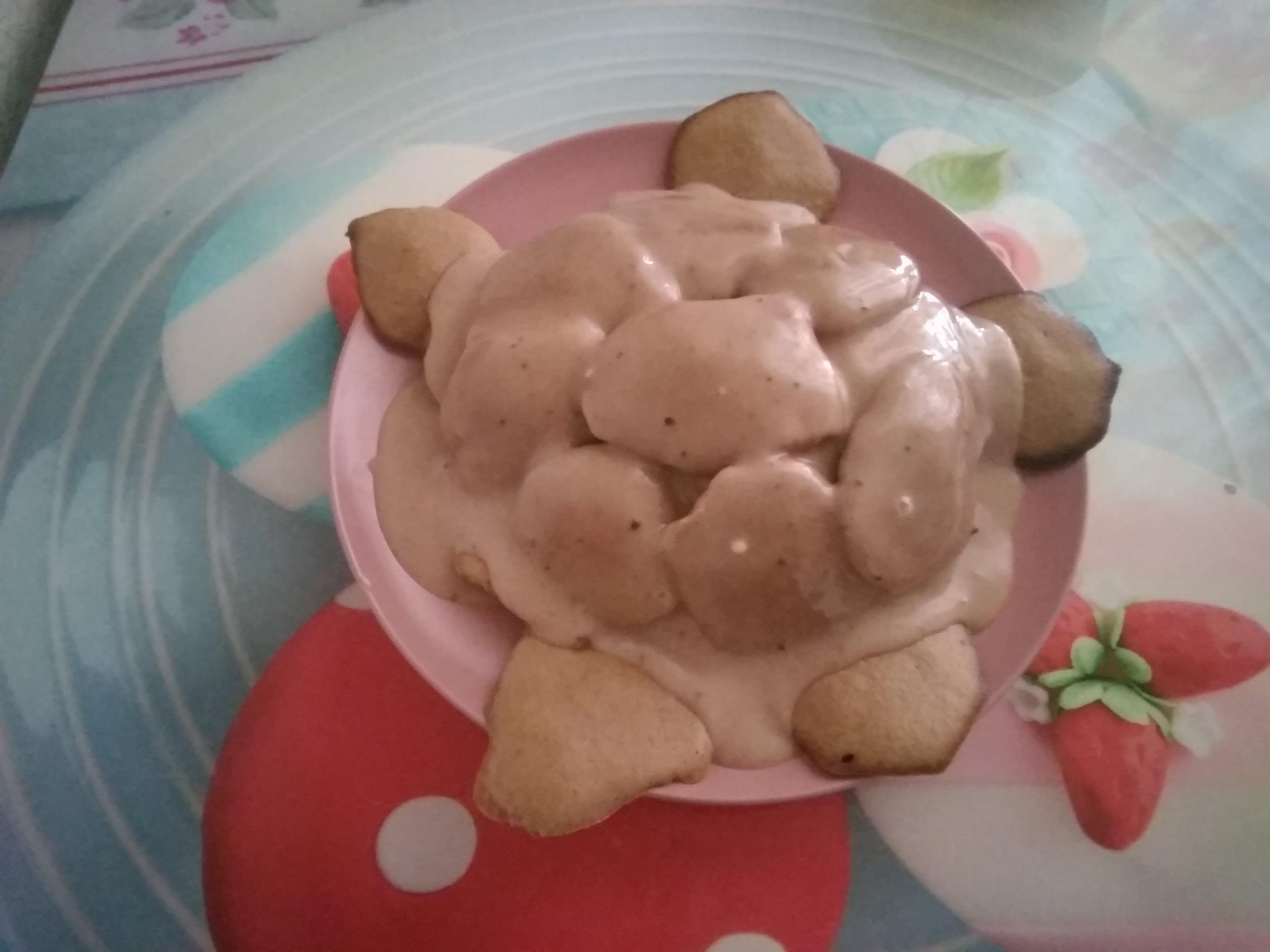 Торт Черепаха со сметаной