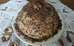 Торт Муравейник из печенья со сгущенкой