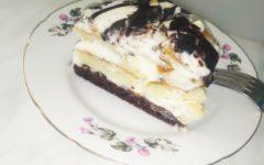 Торт Хлопец кучерявый со сметаной